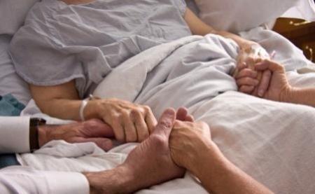 orando pelos doentes